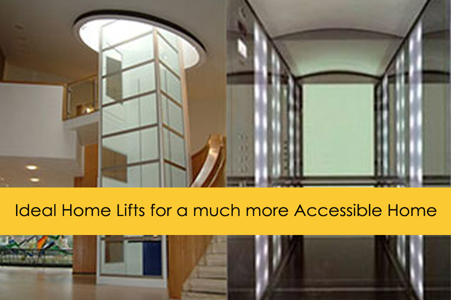 Ideal Home Lifts for a much more Accessible Home